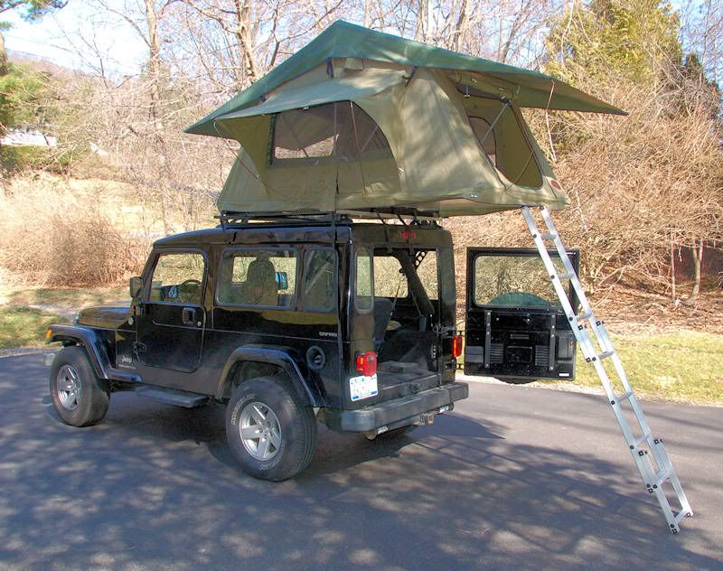Several years ago I designed and built my custom  Safari Cab  hardtop for my LJ Wrangler. Itu0027s been a fantastic addition to the Jeep and & TrailTop