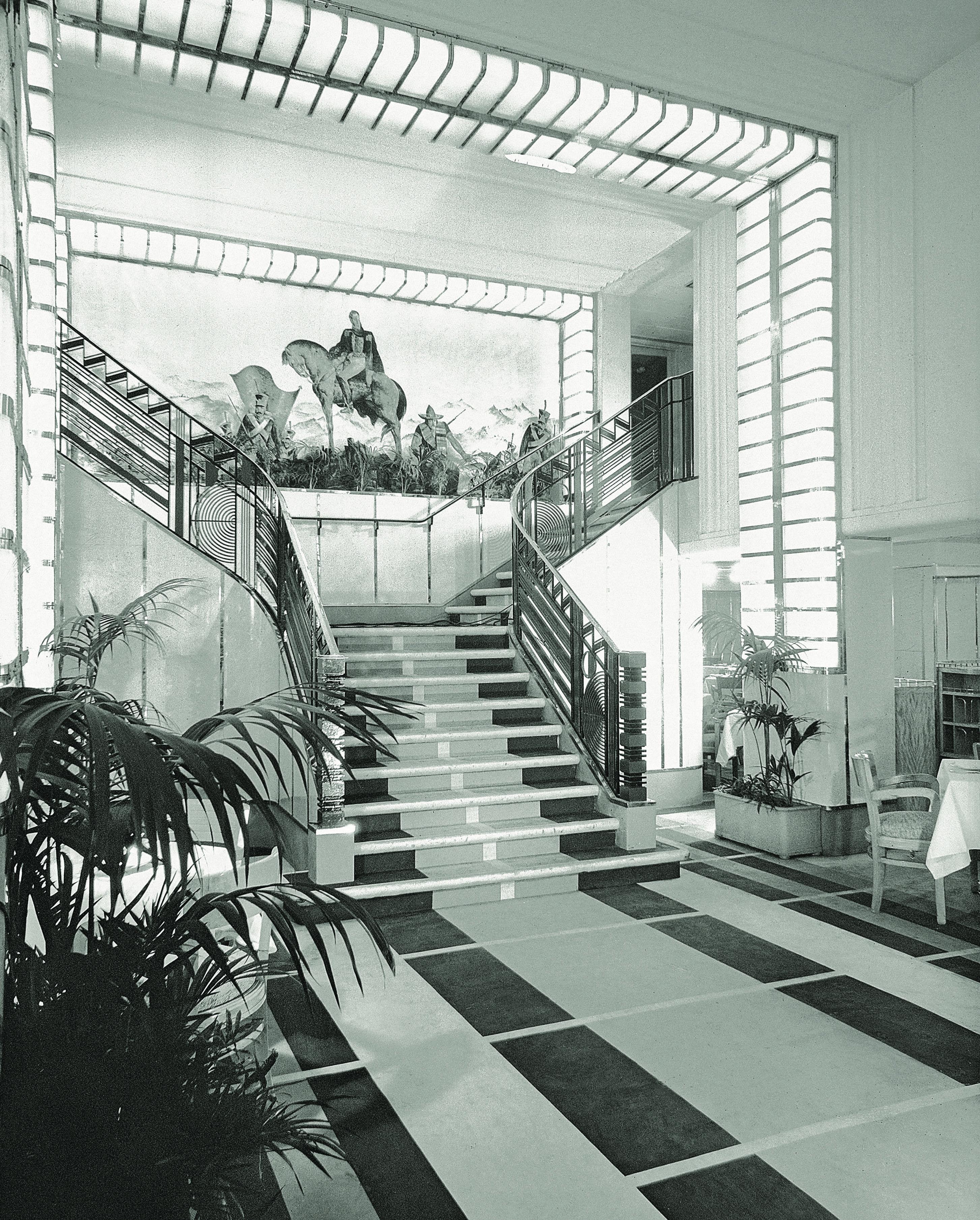 La maison pierre frey a family heritage rené prou avant garde decorator from