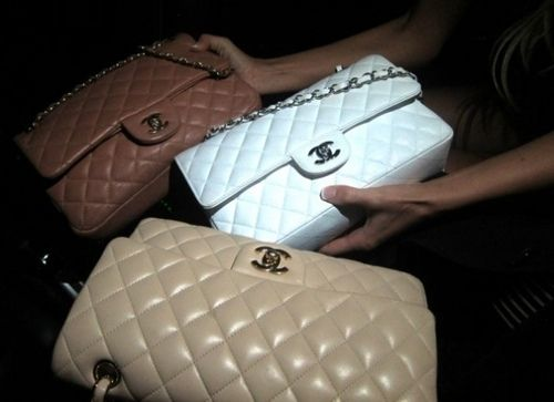 bb61d5288299 Chanel Handbags Saks 5th Ave | Casper's & Runyon's Shamrocks | Nook