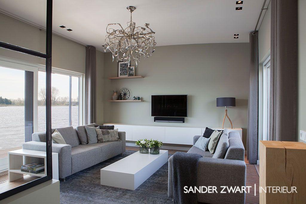 Woonkamer Woonark - Sander Zwart | Interieur | Interieur Woonark ...