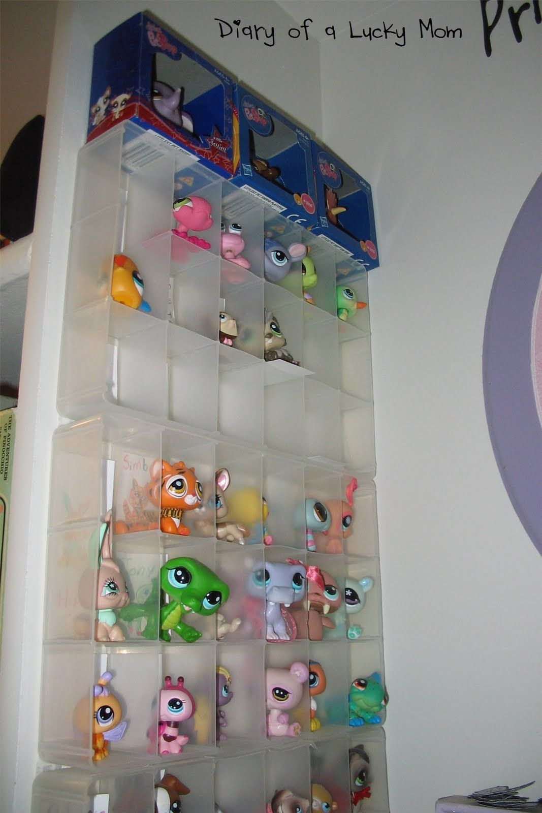 Diary Of A Lucky Mom Littlest Pet Shop Storage Little Pet Shop Littlest Pet Shop Lps Littlest Pet Shop