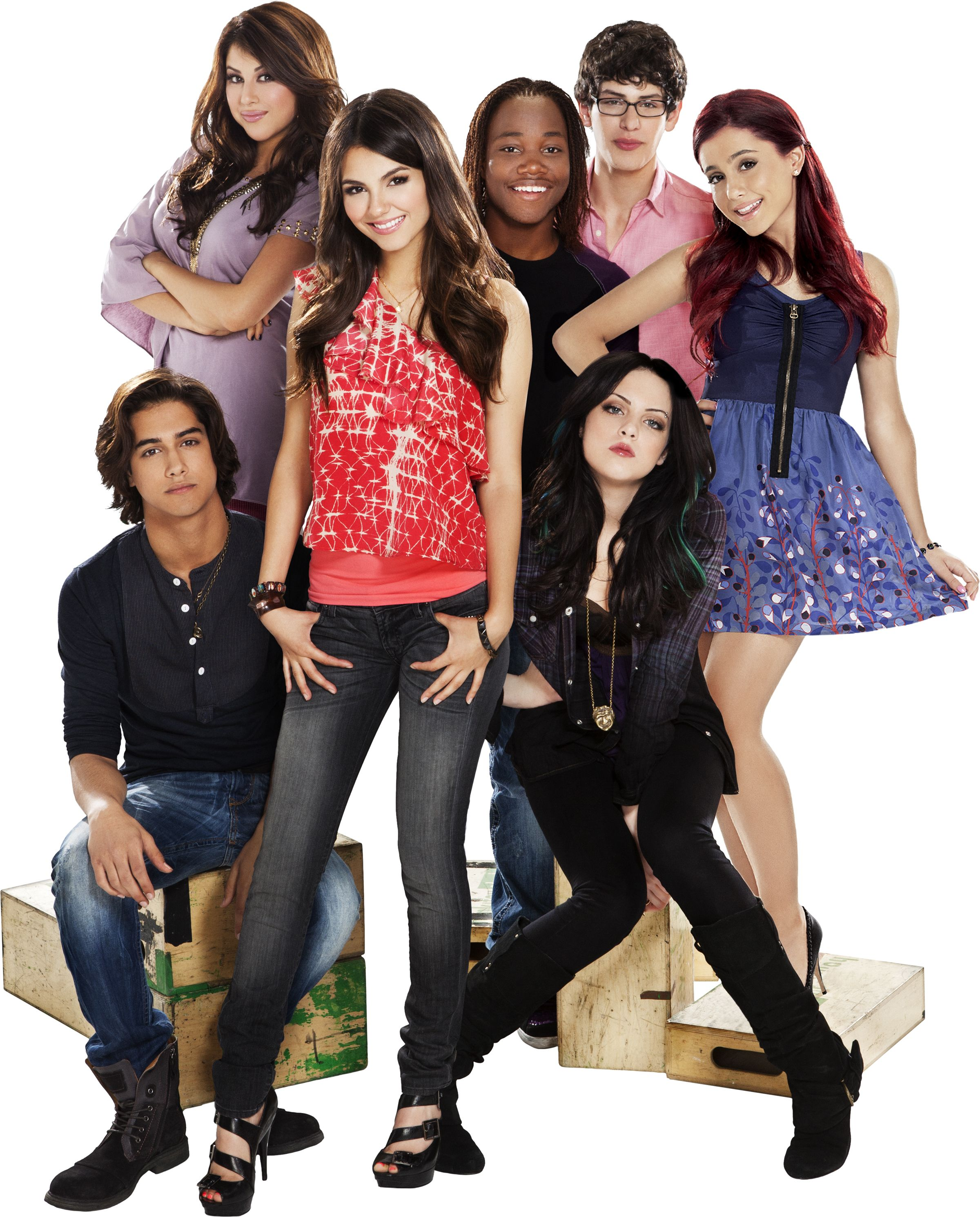 Cast from victorious