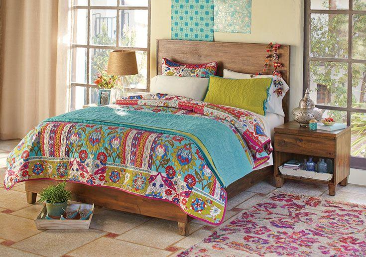 Nice 8 Ways To Make Over Your Bedroom Via Cost Plus World Market U003eu003e #WorldMarket