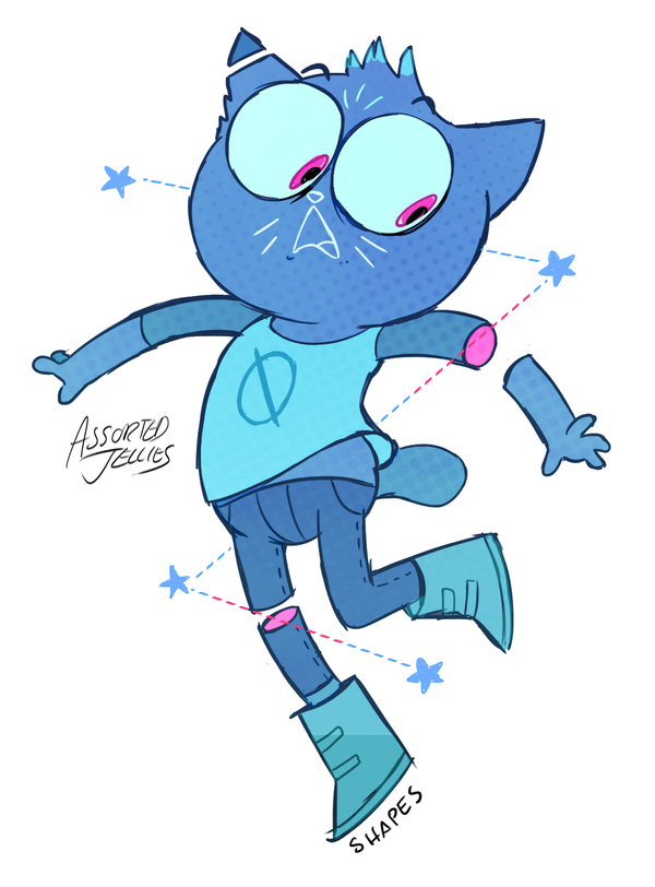 I finished night in the woods awhile ago and rlly loved it!!! I WANNA GO THROUGH IT AGAIN JUST TO FIND MORE SECRETS TBH.... still working on how to draw mae and bea, but I've p much got gregg...