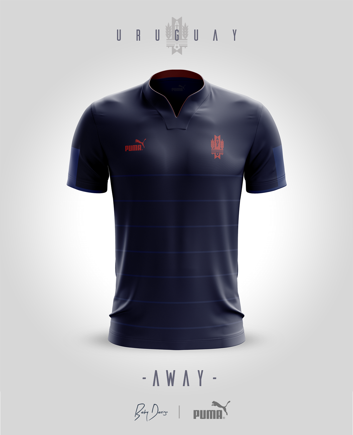 31537c43b4901 National Jerseys Concepts on Behance