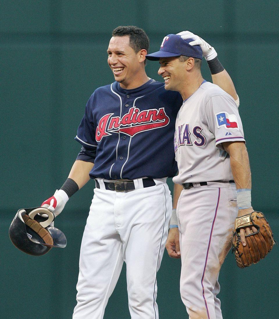 Omar Vizquel A look back Cleveland Indians shortstop