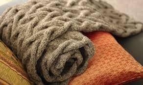 """Résultat de recherche d'images pour """"points de tricot pour écharpe"""""""