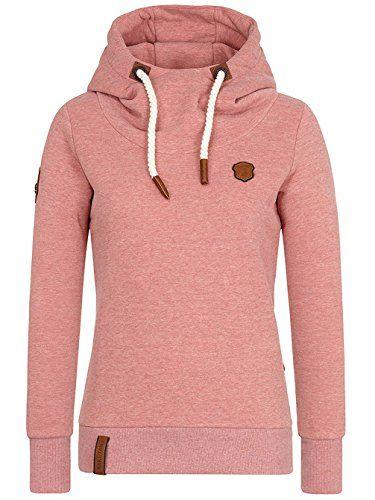 Sweater Hooded Women Naketano Schmierlappen Ix Hoodie