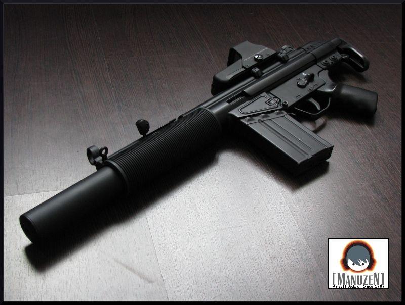 Httpsdie2nitewiki Comfmp G3: H&K G3 SBS Custom. 6mm BB Brand: Classic Army