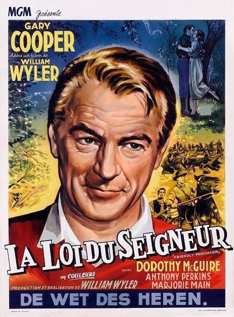 La loi du seigneur (1955) William Wyler - Friendly persuasion ( #williamwyler
