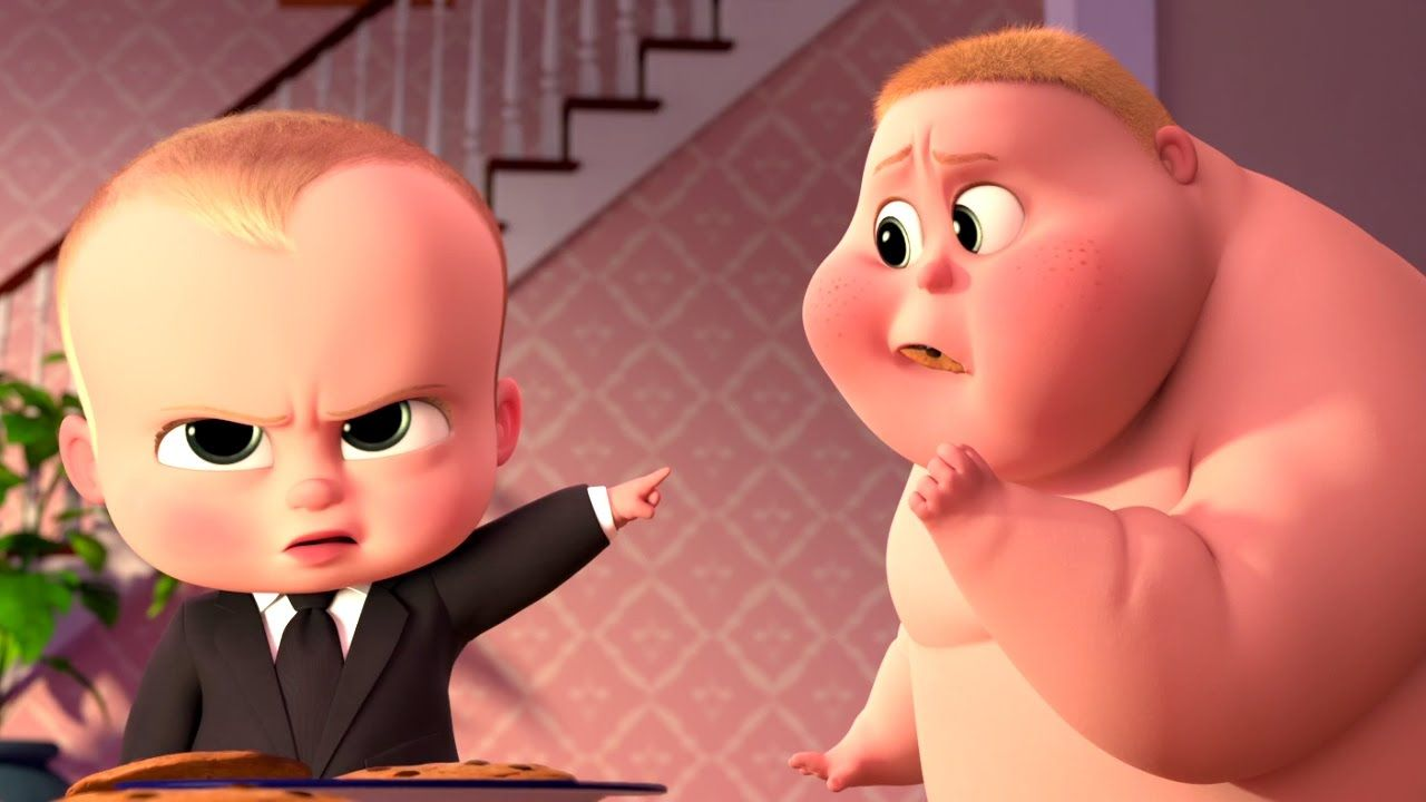 The Boss Baby It S Only Make Believe Boss Baby Baby