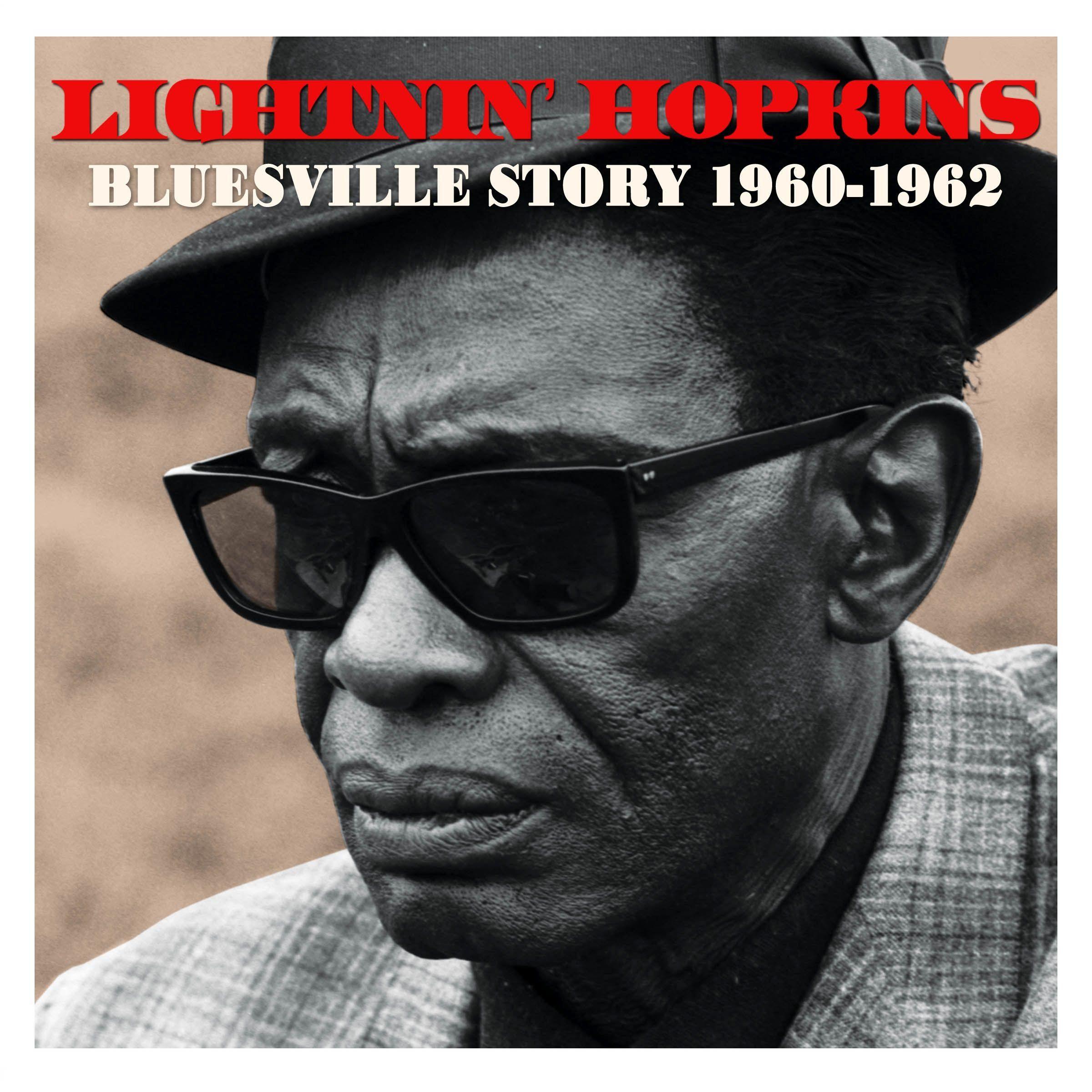 Lightnin' Hopkins Bluesville Story 19601962 (Not Now
