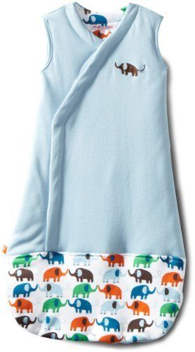 Magnificent Baby Boy's Elephant Smart Bundle Sleep Sack, 6 Months - 12 Months, Blue, 1-Pack by Magnificent Baby, http://www.amazon.ca/dp/B008EHNS3M/ref=cm_sw_r_pi_dp_A1tctb0JHJ18S