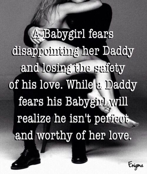what is a daddy little girl relationship