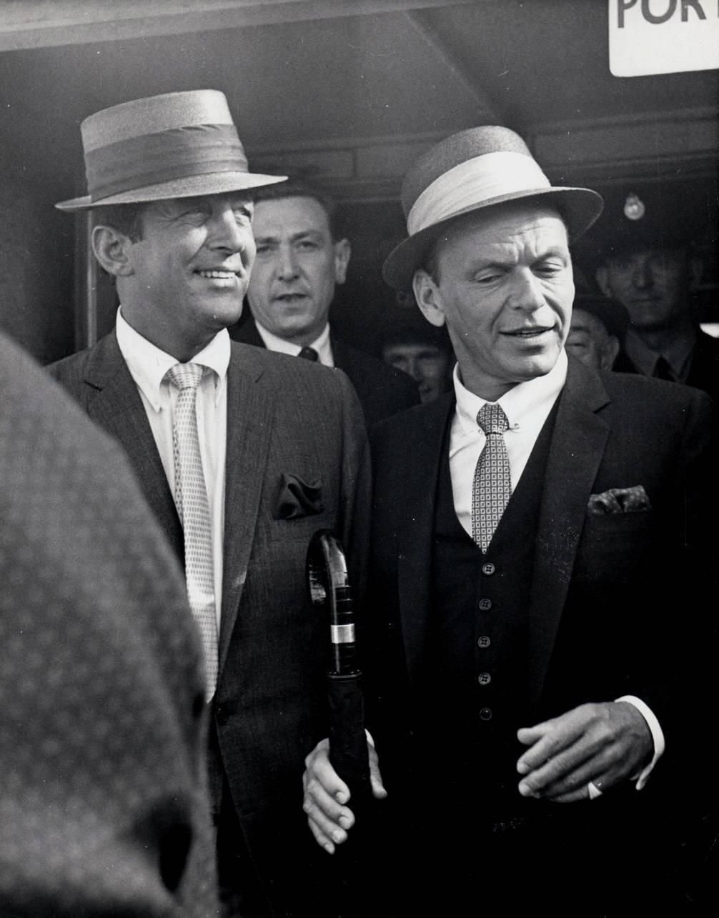 Lose The Boyfriend Frank Sinatra Dean Martin London 1961