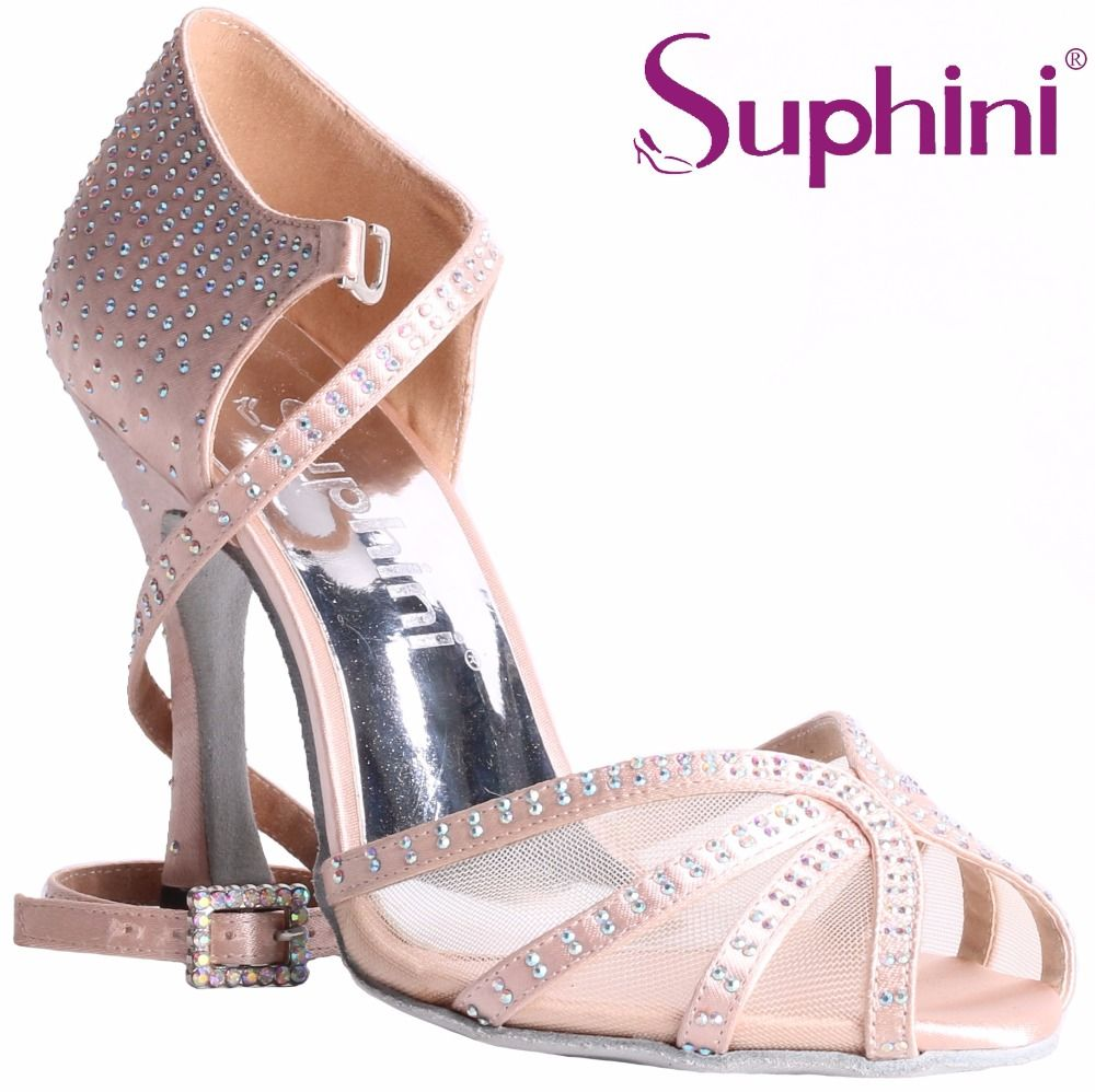 dda68a98c Free Shipping Suphini (Model916+ Model702) Hand Made Dance Shoes,  Performance Latin Shoes Woman Dance Shoes