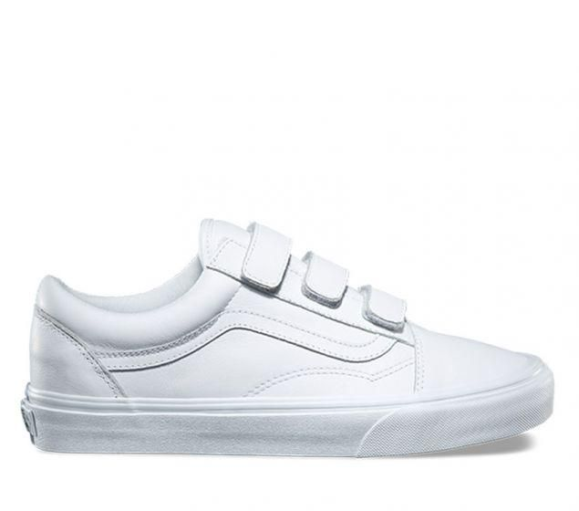 37d155ed68 Mono Leather Old Skool Velcro