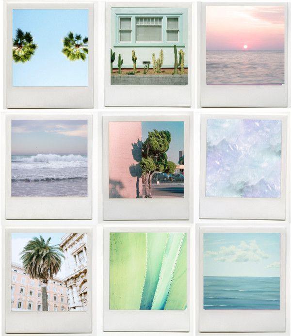 Summer polaroids daydreaming   shake it like a polaroid pic ...