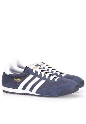 تسوق حذاء Dragon ماركة اديداس اوريجينالز لون أزرق في الرياض وجدة G50919 Adidas Originals Dragon Adidas Samba Sneakers Sneakers Men