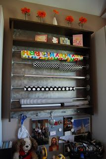 Craft Room Tour Sewing Rooms Craft Room Decor Wrapping Paper Storage