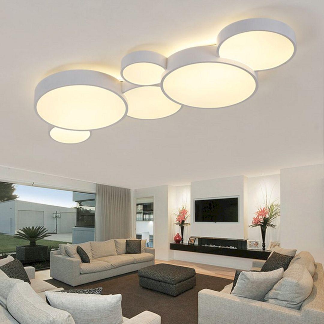 Best 20 Gorgeous Living Room Lamps And Lighting Design Ideas Freshouz Com Ceiling Lights Living Room Living Room Lighting Design Ceiling Design Living Room