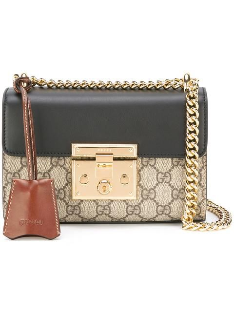 123e84d18ae2 GUCCI Padlock Shoulder Bag. #gucci #bags #shoulder bags #lining #suede #