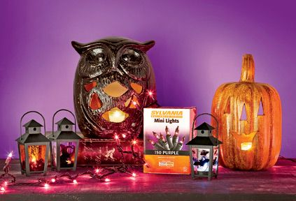Whoo\u0027s there? #shopko Spooktacular Decor Pinterest Fall table - halloween decor images