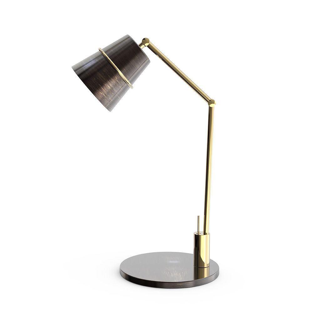 Raval Table Lamp By Creativemary Passionate About Lamps Table Lamp Lamp Study Lamps