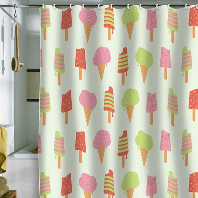 Choosing The Best Shower Curtain, Check It Out! | Shower screen ...