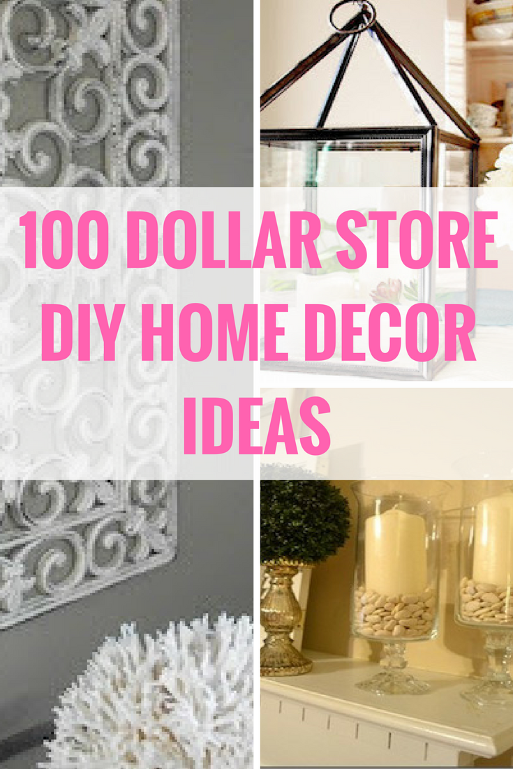 Decorate For Less With These Dollar Diy Projects Http Www Prudentpennypincher Home Decor