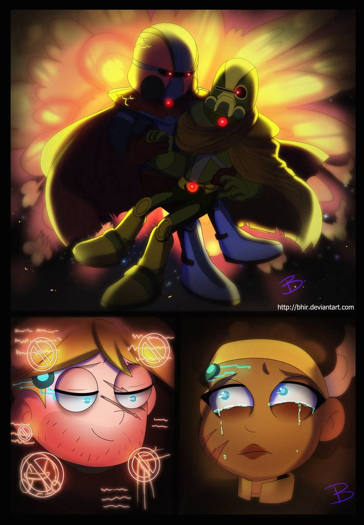 [Final Space] Sign Of The Times by BhirHobby on DeviantArt
