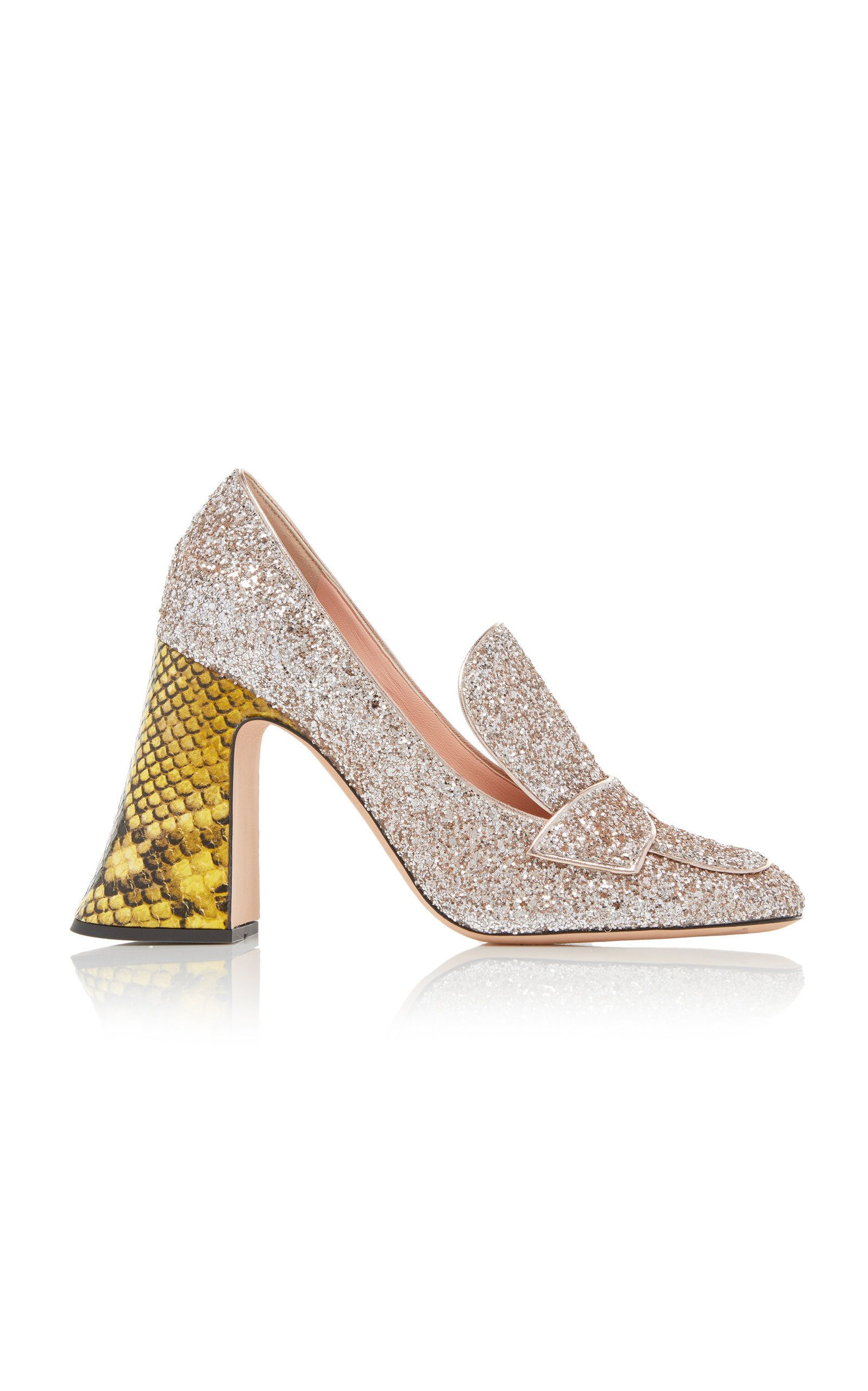 Pinterest Glitter shoes Pump High Rochas rochas Heel Shoes 0gqZvTxUw