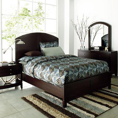 Hampton Ii Bedroom Set By Studio Jcpenney Jcpenney Bedroom