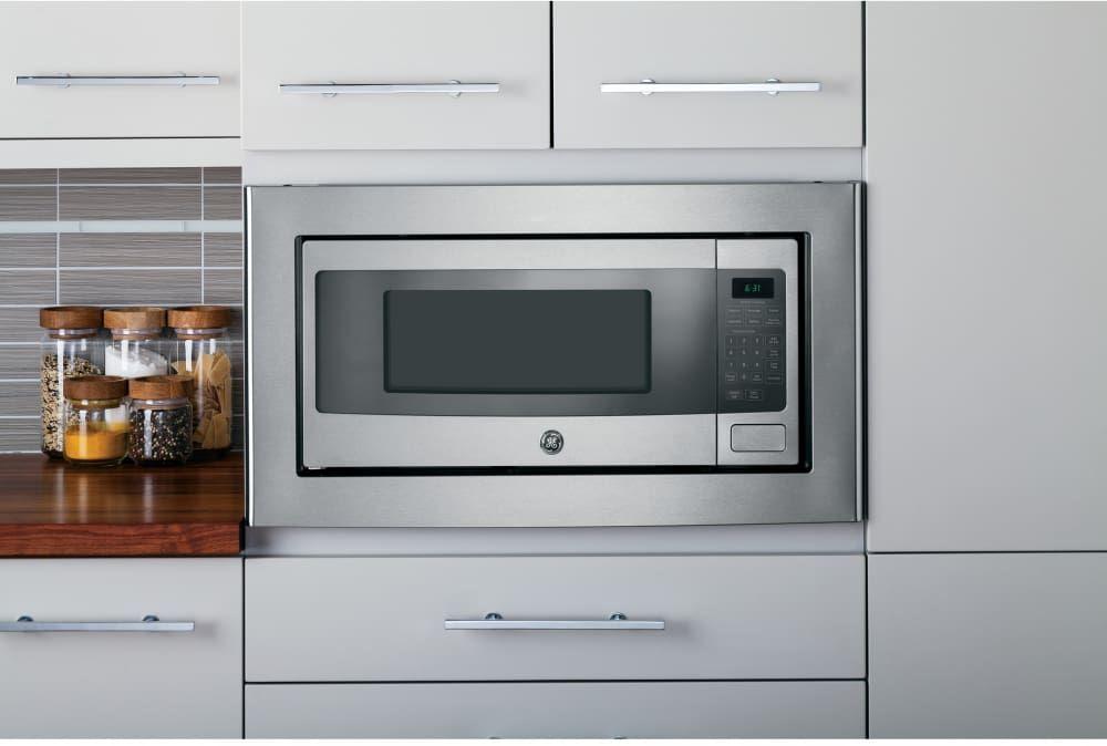 Ge Profile Pem31bmts Countertop Microwave Countertop Microwave