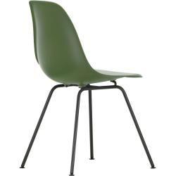 Photo of Eames Plastic Side Chair Stuhl Dsx mit Kunststoffgleitern Vitra