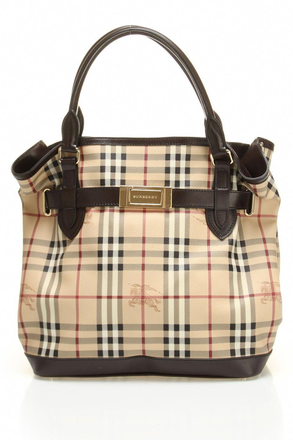 7032bb9c6b83 Burberry tote. It s one of those items