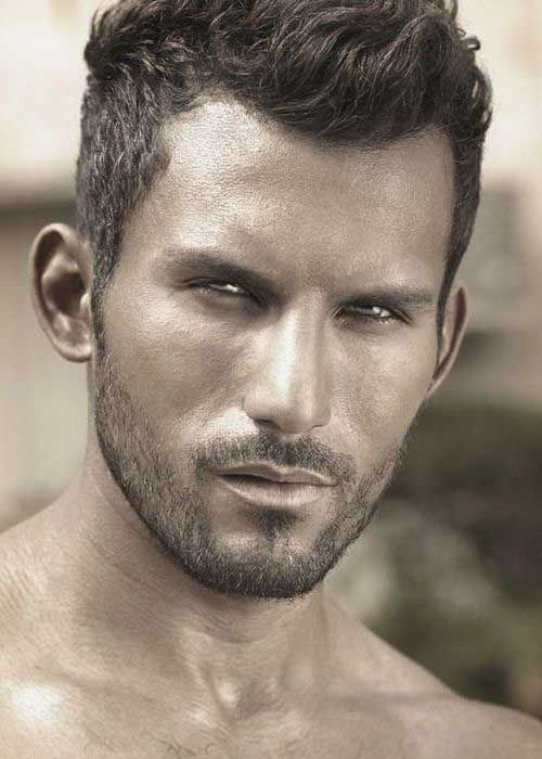 Mens Short Hairstyles Alluring Men Short Hairstyles 2014  Les  Pinterest  Men Short Hairstyles