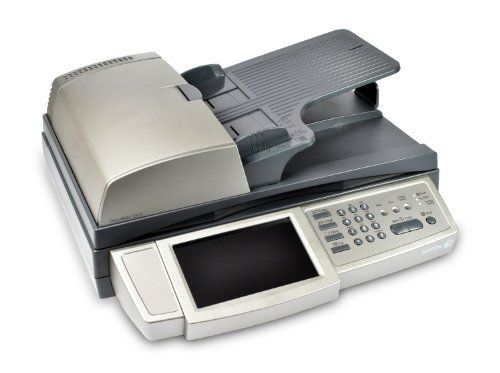 Xerox Documate 3920 Network Duplex Adf Fladbed Touch Screen Lcd
