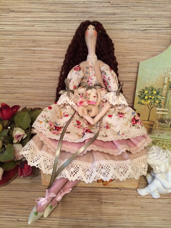 любителей куклы тильда красивые картинки лососево-оранжевые розы