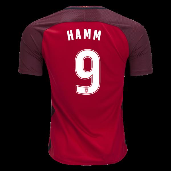 6d4d1bd1d6d 2017 18 USA Third Mia Hamm Replica Men s Soccer Jersey ( 9)