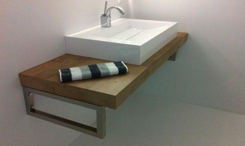 Waschtisch Selber Bauen Ausfuhrliche Anleitung Und Praktische Tipps Waschtisch Selber Bauen Waschtisch Toilette Renovieren