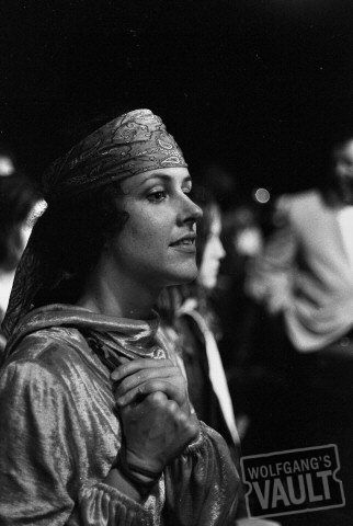 Grace Slick Vintage Concert Photo Fine Art Print from