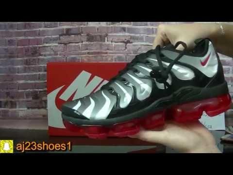 c01ba05cdce0 👟 NIKE AIR VAPORMAX PLUS Shark Foot Locker HD review from aj23shoes ...