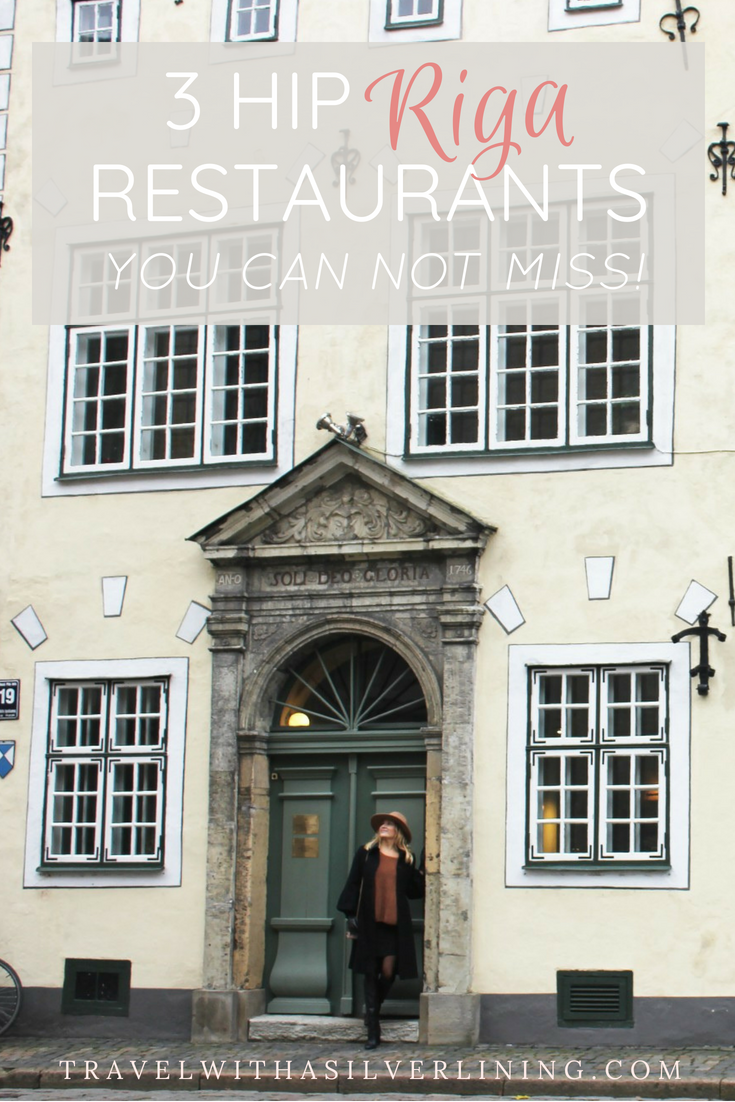 Photo of Best Restaurants in Riga – Best Cafe in Riga – Travel with a Silver Lining