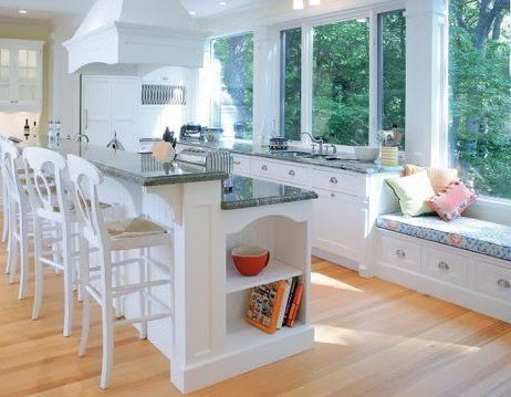 Un banco para comer en la cocina | Bancos, Cocinas y Ikea