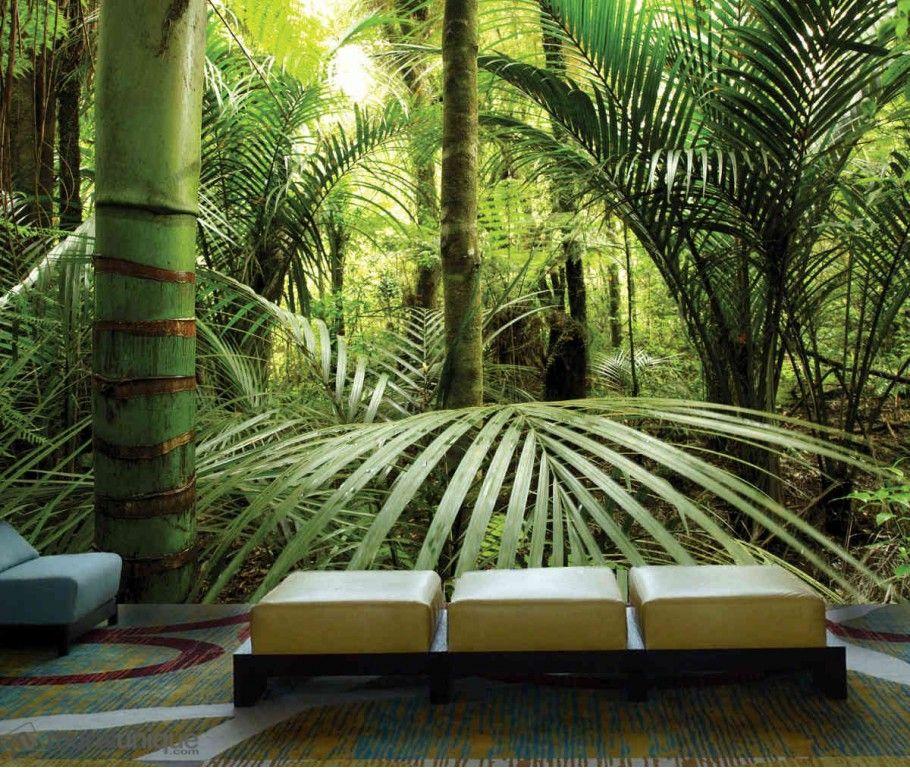 Forêt Tropicale 12' x 8' (3,66m x 2,44m)