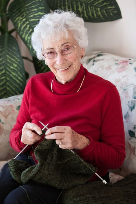 Old Lady Knitting Images : Year old woman females over pinterest