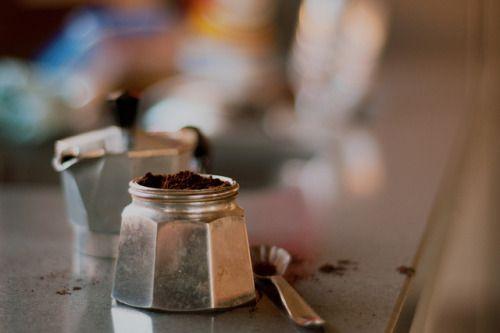 Daily Coffee Ritual