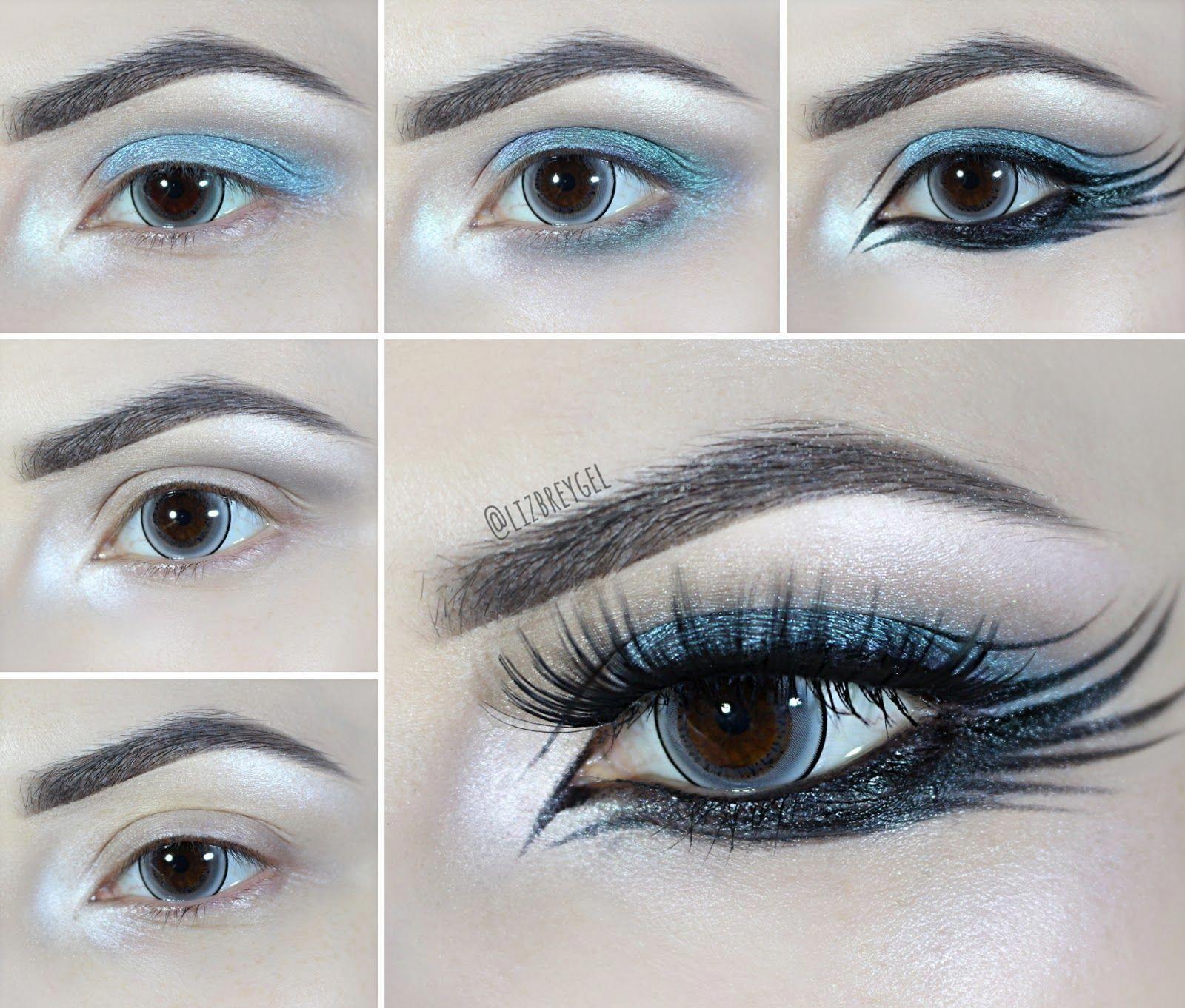 Visite la página web para leer más sobre el tutorial de maquillaje de ojos #eyemakeupideas