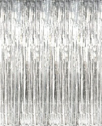 Shimmer Foil Gold Metallic Door Curtain Quality Party Decoration 100 X 200cm